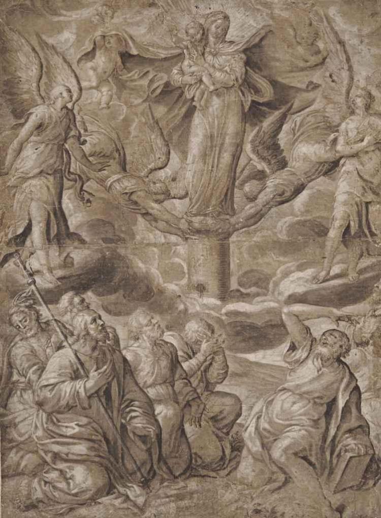 Pablo SCHEPERS (Actif en Saragosse 1559-1577)
