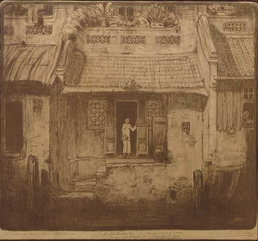 Wijnand Nieuwenkamp (DUTCH, 1874-1950)