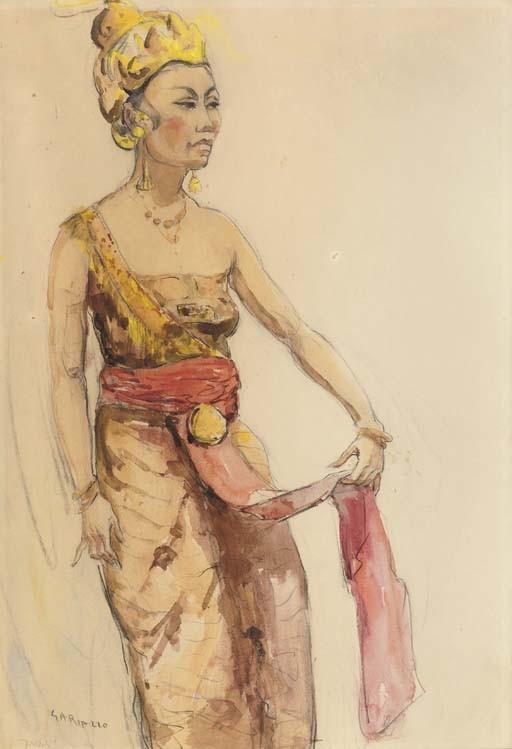 Piero Gariazzo (Italian, 1879-1963)