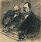 Due figure, Luigi Spazzapan, Click for value