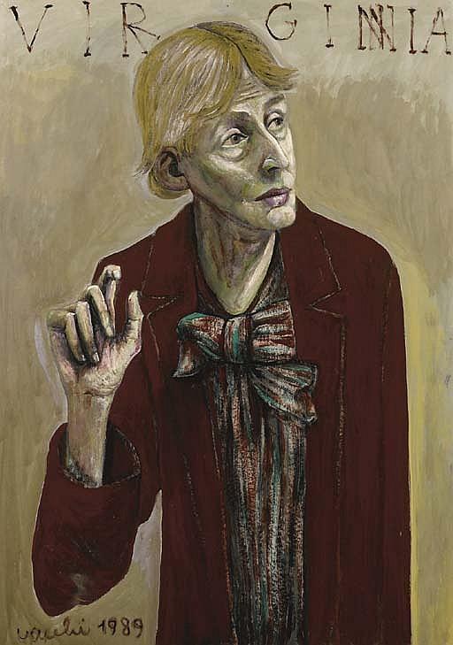 Virginia (Ritratto di Virginia Woolf)