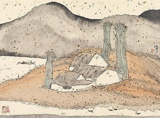 ZHU DAOPING (BORN 1949)