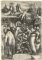 The Raising of Lazarus (Walch 47; Griffiths & Hartley 16), Jacques Bellange, Click for value