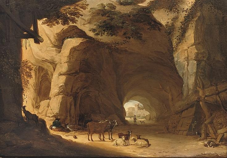 Lambert Doomer (Amsterdam 1624-1700)