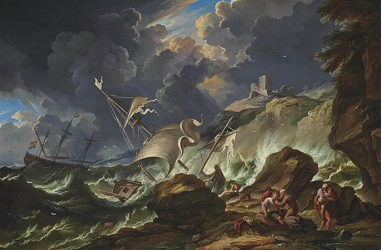 Carlo Antonio Tavella (Milan 1668-1738 Genoa)