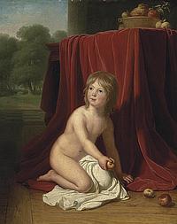 Attributed to Jeanne-Elisabeth Chaudet (Paris 1767-1832)