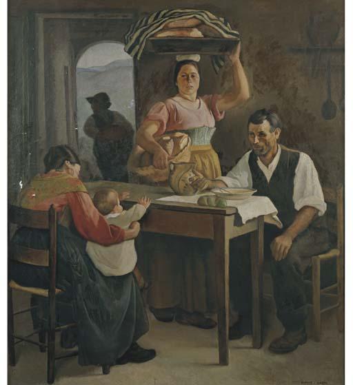 Orazio Amato (Italia 1884-1952)