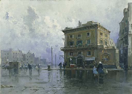 Nicolas De Corsi (Italia 1882-1956)