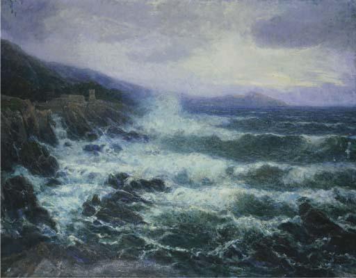 Andrea Figari (Italia 1858-1945)