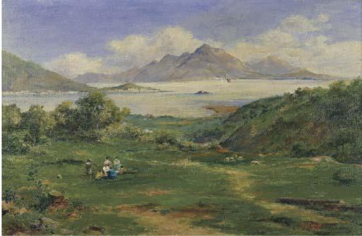Silvio Poma (italia 1840-1932)