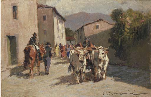 Carlo Domenici (Italia 1898-1981)