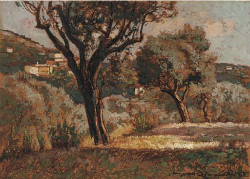 Gino Romiti (Italia 1881-1967)