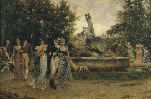 Bartolomeo Giuliano (Italia 1825-1909)