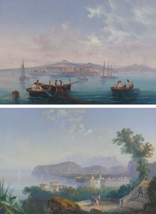 Gioacchino La Pira (Italian, 1839-1870)