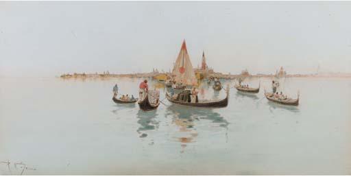 Raffaele Mainella (Italian, 1858-1907)