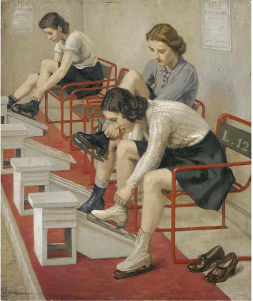 Charles H. H. Burleigh (BRITISH, 1875-1956)