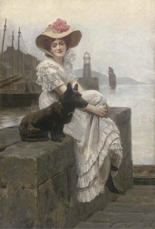 Julius Mendès Price (British, 1857-1924)