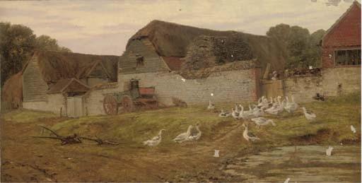 Frank Walton (British, 1840-1928)