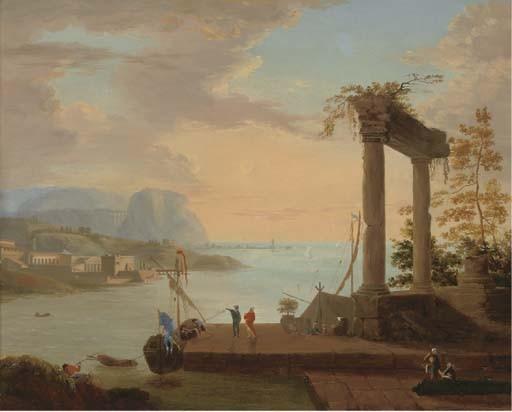 Jakob Christoph Bischoff (Swiss, 1793-1825)