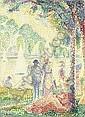 Dans le parc, Hippolyte Petitjean, Click for value