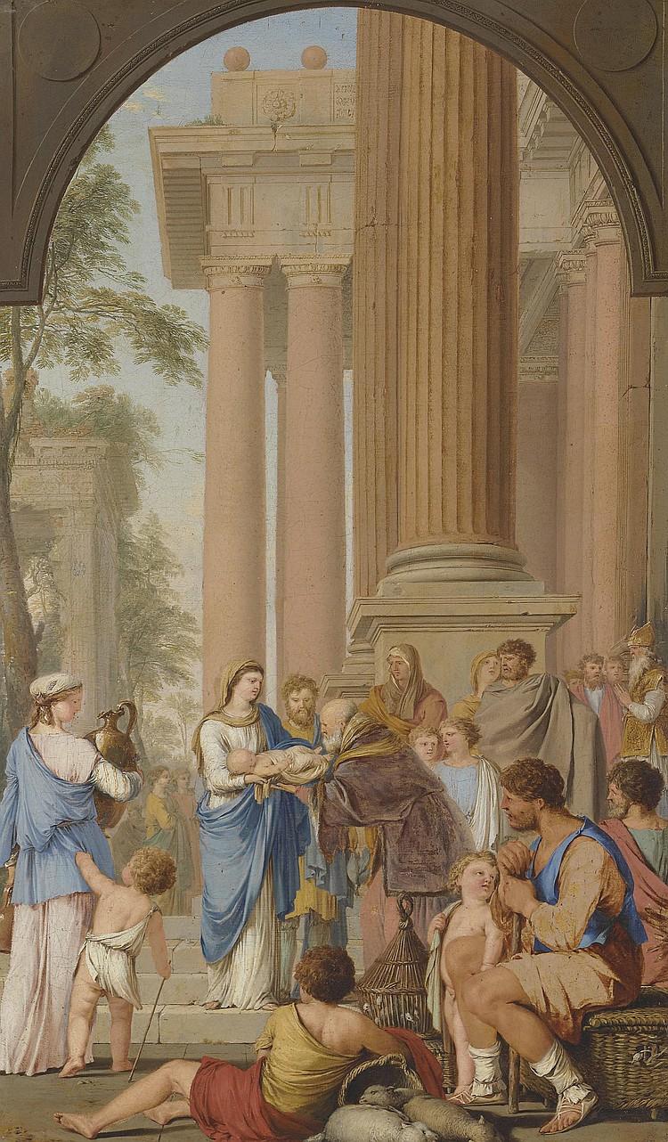 Laurent de La Hyre (Paris 1605-1656)