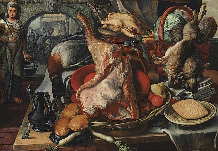 Joachim Beuckelaer (Antwerp c. 1534-c.1574)