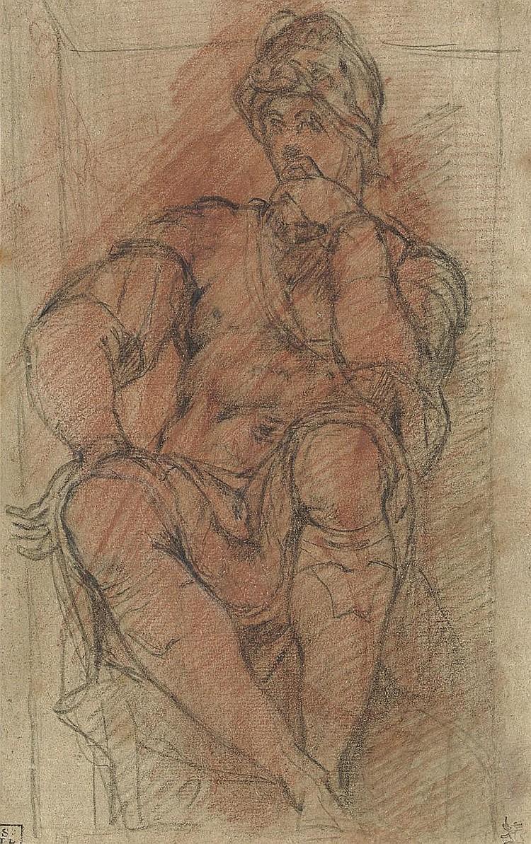 Giovanni Battista Naldini (Fiesole c. 1537-1591 Florence)