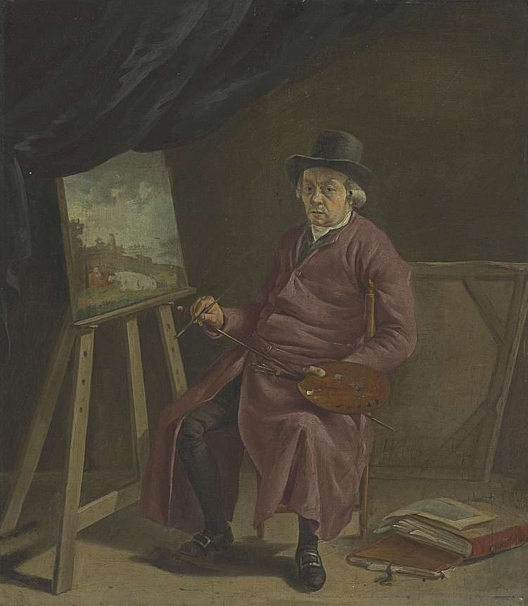 Hermanus van Brussel (Haarlem 1763-1815 Utrecht)