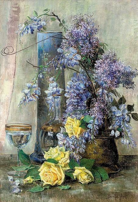 Berthe Art (Belgian, 1857-1934)