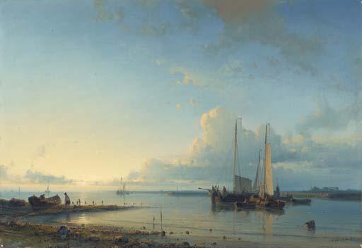 Abraham Hulk, Senior (Dutch, 1813-1897)