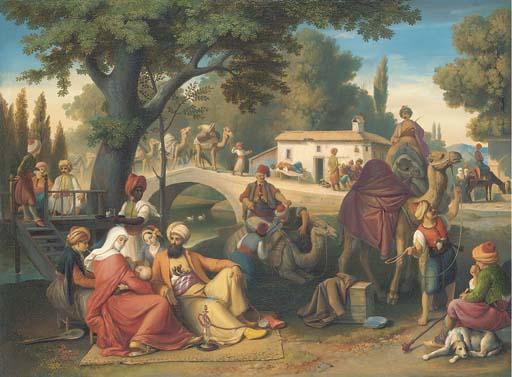 Johann Michael Wittmer (German, 1802-1880)