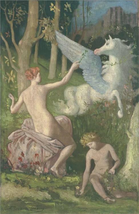 Pierre Puvis de Chavannes (French, 1824-1898)