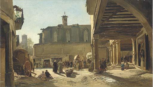 Jaime Morera y Galicia (Spanish, 1854-1927)