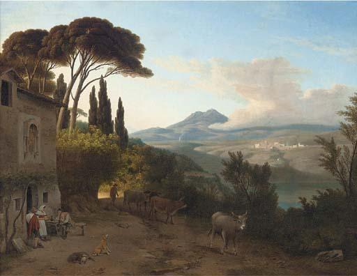 Abraham Terlink (Dutch, 1777-1857)