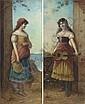 Egisto Ferroni (Italian, 1835-1912), Egisto Ferroni, Click for value