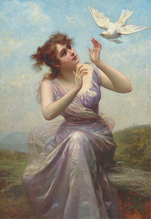 Edouard Bisson (French, b.1856)