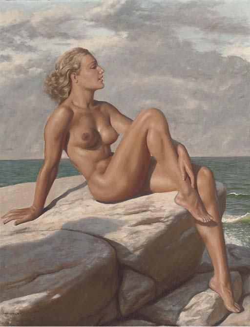 Marcel Renée Herrfeldt (French, 1890-1965)
