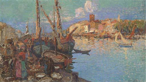 Louis Azema (French, 1876-1963)