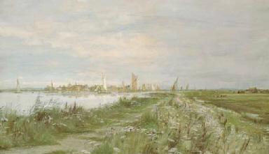 Charles William Wyllie (1859-1923)