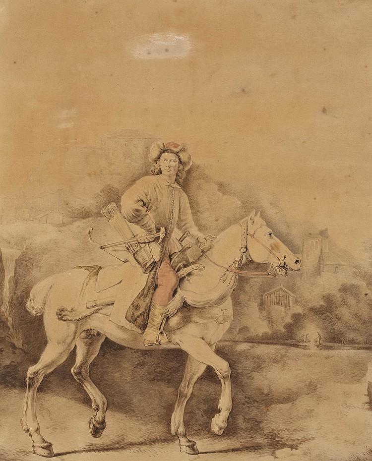 Jean-Pierre Norblin de la Gourdaine (Misy-Fault-Yonne 1745-1830 Paris)