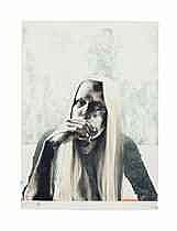 Storm Tharp (B. 1970)  - Window