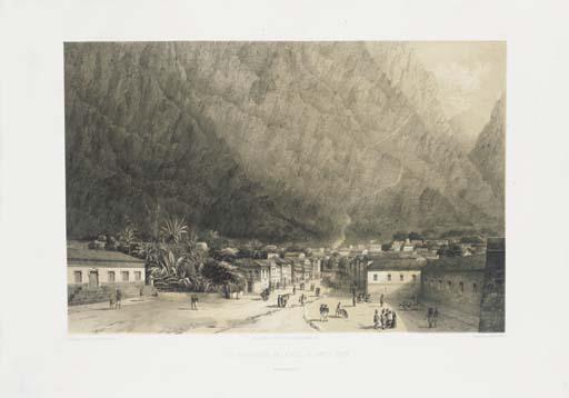 DURAND-BRAGER, Jean-Baptiste Henri (1814-1879). <I>Sainte-Hélène. Translation du Crecueil du</I>