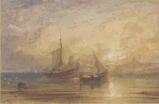 Anthony Vandyke Copley Fielding, P.O.W.S. (1787-1855)