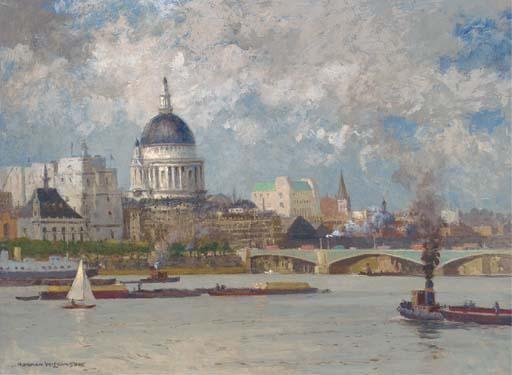 Norman Wilkinson, P.R.W.S., R.I. (1878-1971)