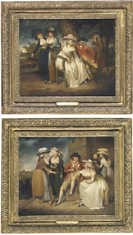 Henry Singleton, R.A. (1766-1839)