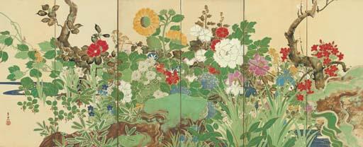 Suzuki Kiitsu (1796-1858)