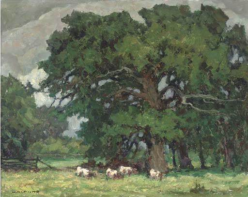 Wilhelm Blanke (German, 1873-1943)