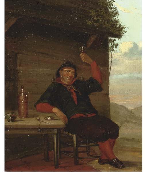 Johannes Mattheus Bogman (Dutch, 1822-1872)