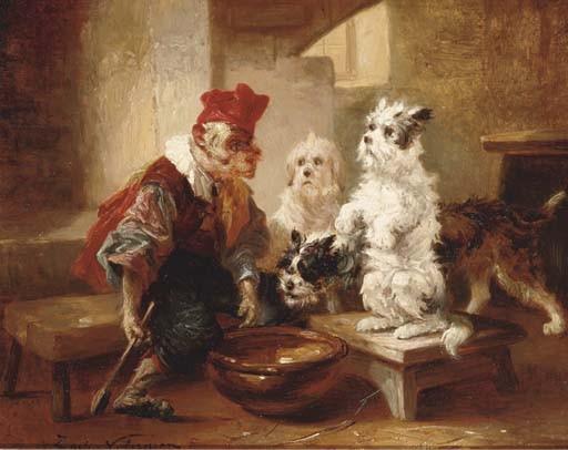 Zacharie Noterman (Belgian, 1820-1890)