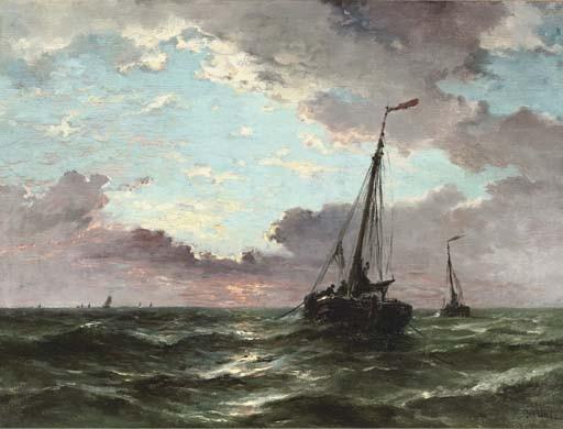 Jan van der Linde (Dutch, 1864-1945)